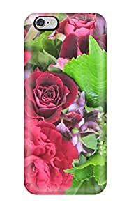 Best Perfect Fit Summer Flowers Case For Iphone - 6 Plus
