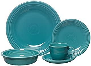 product image for Fiesta 5-Piece Place Setting, Turquoise