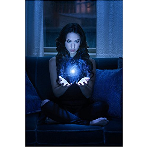 The Magicians Stella Maeve as Julia Wicker performing magic 8 x 10 Inch Photo (Magicians The Wicker Julia)
