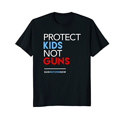 Protect Kids Not Guns Shirt for Gun Control