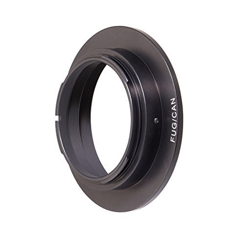 Adapter Canon FD (not EOS) Lens to Fuji G-Mount Camera (FUG/CAN)