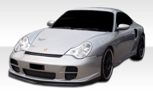 2002-2004 Porsche 996 C2/C4 Duraflex GT-2 Look Kit - Includes GT-2 Look Front Bumper (105110), GT-3 RS Look Rear Bumper (105123), and GT-3 RS Look Sideskirts (105122). - Duraflex Body Kits ()
