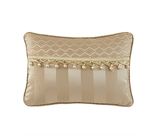 Waterford Anya Boudoir Toss Pillow - Model No. DPANYAPW70912X1