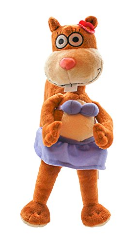 SpongeBob Squarepants Sandy Cheeks Plush -
