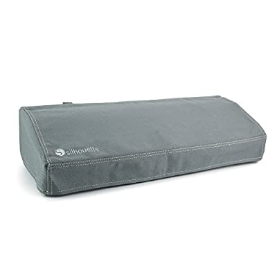 Silhouette Of America Cover-CAM3-Gry Silhouette Cameo 3 Dust Cover-Grey