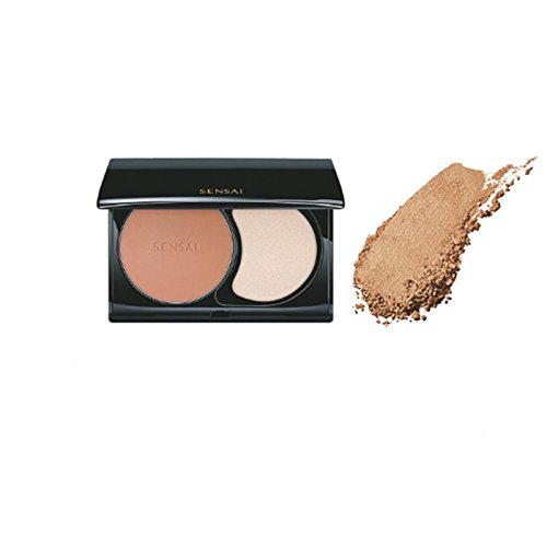 (Foundations: Total Finish by SENSAI TF204.5 Amber Beige 11g )