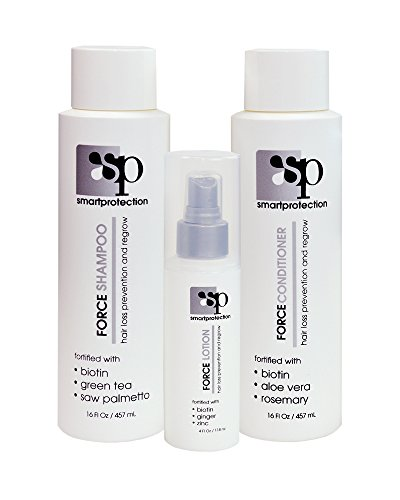 FORCE -Hair Loss Prevention and Regrow Treatment Kit- INC...