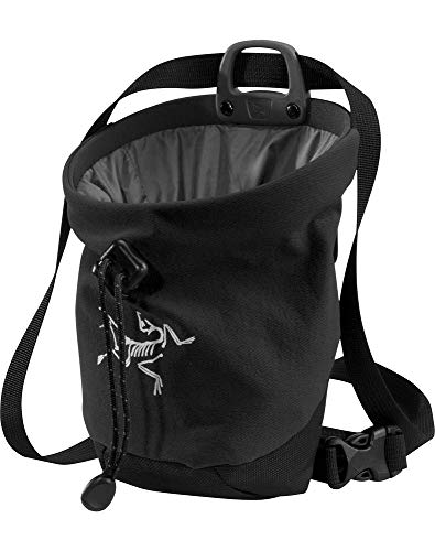 Arc'teryx C40 Chalk Bag (Black, Medium)