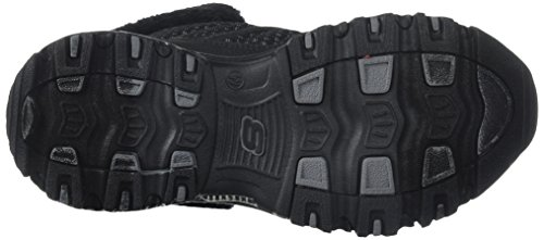 Plaza D'Lites Black Women's W Skechers Snow q8w1B4AE