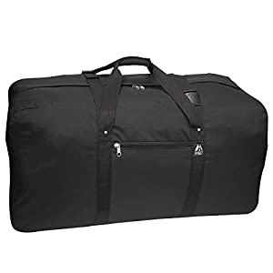 Everest Cargo Duffel - Large, Black, One Size