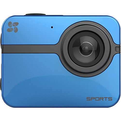 EZVIZ One Action Camera HD 1080P 60FPS WiFi Enabled (Blue) Review