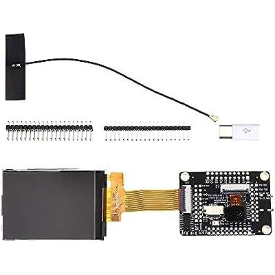 ZhanPing Sipeed Dock Development Board with WIFI OV2640 Camera Kit 2 4 inch 320 240 LCD Screen Arduino compatible