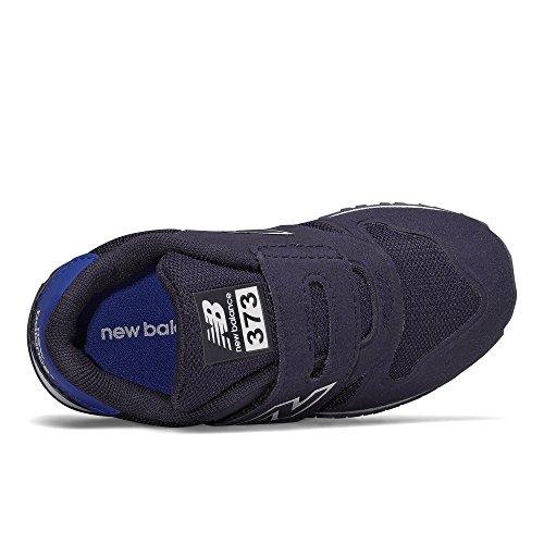 New Balance Ka373nai, Zapatillas de Deporte Unisex Niños AZUL MARINO