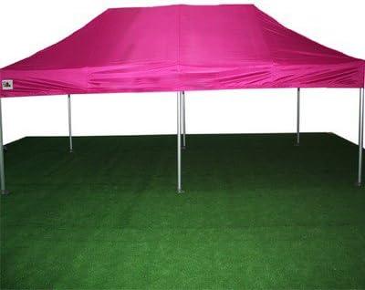 Gala Tent Carpa Plegable 3x6 de Aluminio Reforzado Color Rosa ...