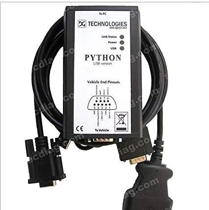 Amazon com: KUBOTA \ Takeuchi Diagnostic KIT (Python) Diagnostic