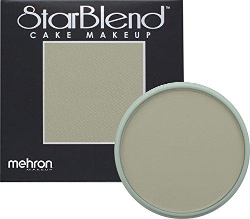 Mehron Makeup StarBlend Cake (2 oz) (Bufferfly Geisha)