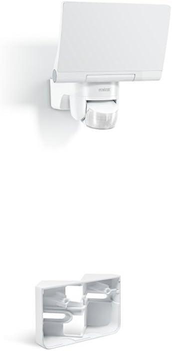 voll schwenkbar 1184 lm 14m Reichweite 140/° Bewegungsmelder 14.8 W Steinel LED-Strahler XLED Home 2 schwarz