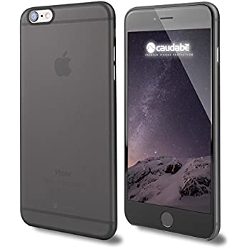 Caudabe: The Veil iPhone 6/6S (4.7) Premium Ultra Thin Case (Wisp Black) [Eco-friendly retail packaging]