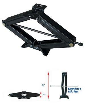 "Ultra-Fab Products 48-979006 24"" Ultra Scissor Jack"