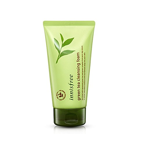 Innisfree Green Tea Pure Cleansing Foam, 150-ml