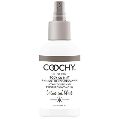 - Coochy Oh So Sexy Botanical Blast Body Oil Mist - 4 oz