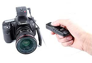 VILTROX JY-120-C1 wireless remote shutter release for Canon EOS camera 70D 60Da 60D T6s T6i T5i T3i T5 T3 1200D 760D 100D 550D 1100D
