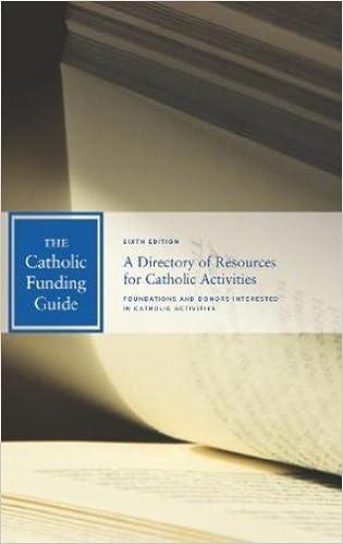Amazon the catholic funding guide sixth edition 9781891646065 the catholic funding guide sixth edition 6th edition fandeluxe Gallery