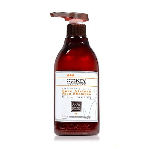 - Saryna Key Color Lasting Treatment Shampoo, 16.9 Ounce