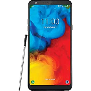 LG Stylo 4+ 32GB AT&T Unlocked Phone w/ 16MP Camera - Black (Renewed)