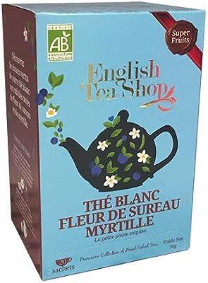 English Tea Shop tés – 20 Bolsas: Amazon.com: Grocery ...