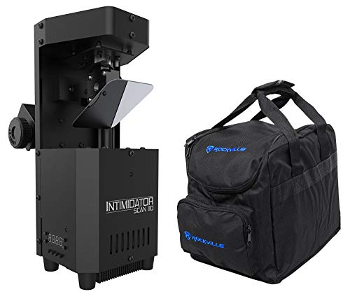 (Chauvet Intimidator Scan 110 Compact LED Scanner Dance Floor Effect Light+Bag)