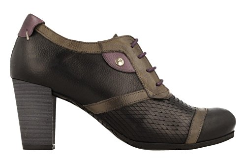 Noir 01 Combi Black Light Wanda Shoe Panda w8YBYA