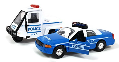 new york city police car - 9