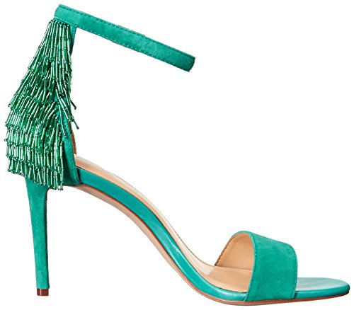 Katy Perry Women's The Kate Heeled Sandal Teal IrWUi
