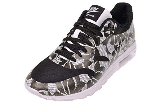 Nike Wmns Air Max 1 Hardloopschoenen Voor Dames, Zwart / Zwart-wit, 9 M Voor Heren