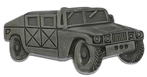 Miniature Replica Military Humvee Hummer Hat or Lapel Pin H16154D66 ()