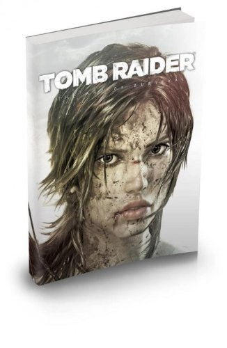 Tomb Raider. The art of survival