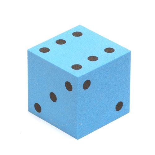 激安な Koplow 50mm Die, Foam d6 Die, Blue with Black with pips Blue B001C4U5X0, ソファの専門店 Lelax:63cbb25d --- cliente.opweb0005.servidorwebfacil.com
