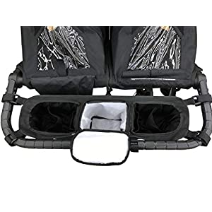 Double Stroller Organizer for Kids