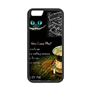iPhone 6,6S 4.7 Inch Phone Case Cover Alice in Wonderland ( by one free one ) A64039