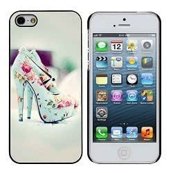 Cute and Sexy Heels With Flowers iphone 4/4s Case