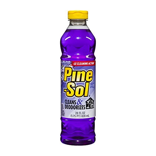 (Pine-Sol Multi-Surface Cleaner, Lavender, 28 Fluid Ounce Bottle (Pack of 3))