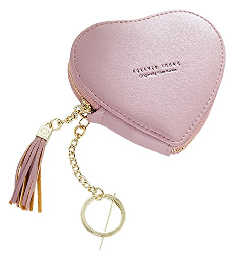 Pink Case Pu Womens Clutch Pink New Holder Wallet Purse Leather SAIERLONG qA71wxHn