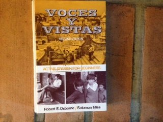 Voces y vistas;: Active Spanish for beginners (Spanish Edition)