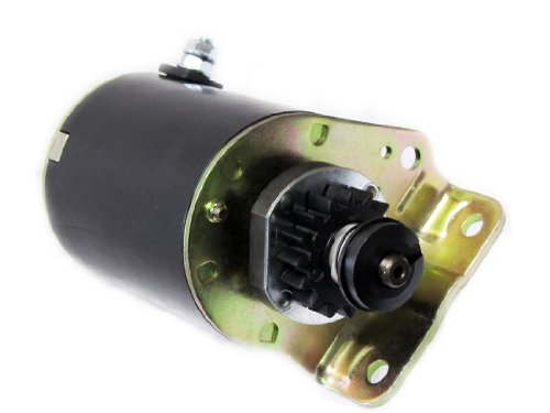 Caltric STARTER Fits JOHN DEERE 15 15HP All Sabre 1538GS 1538HS Briggs & Stratton NEW