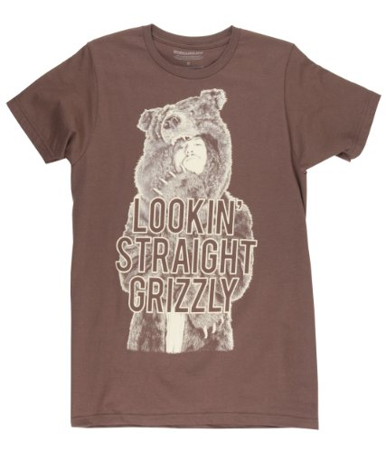 Workaholics - Straight Grizzly T-Shirt Size XL]()