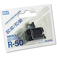 Max R50 eplacement Ink Roller, Black