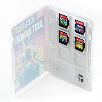 67b90d3bffd0 Nintendo Switch Game Case - storage system   Card Cartridge Travel Holder -  Store up to