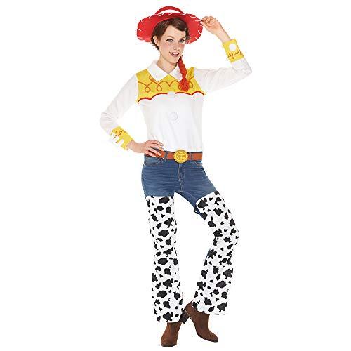 Disney Toy Story Jessie Costume - Teen/Women's STD Size]()