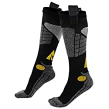 Alpha Heat Rechargeable 7v Heated Socks